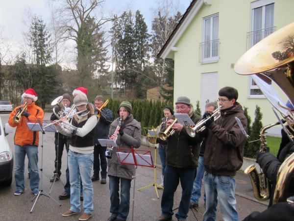 Weihnachtsspielen 2011