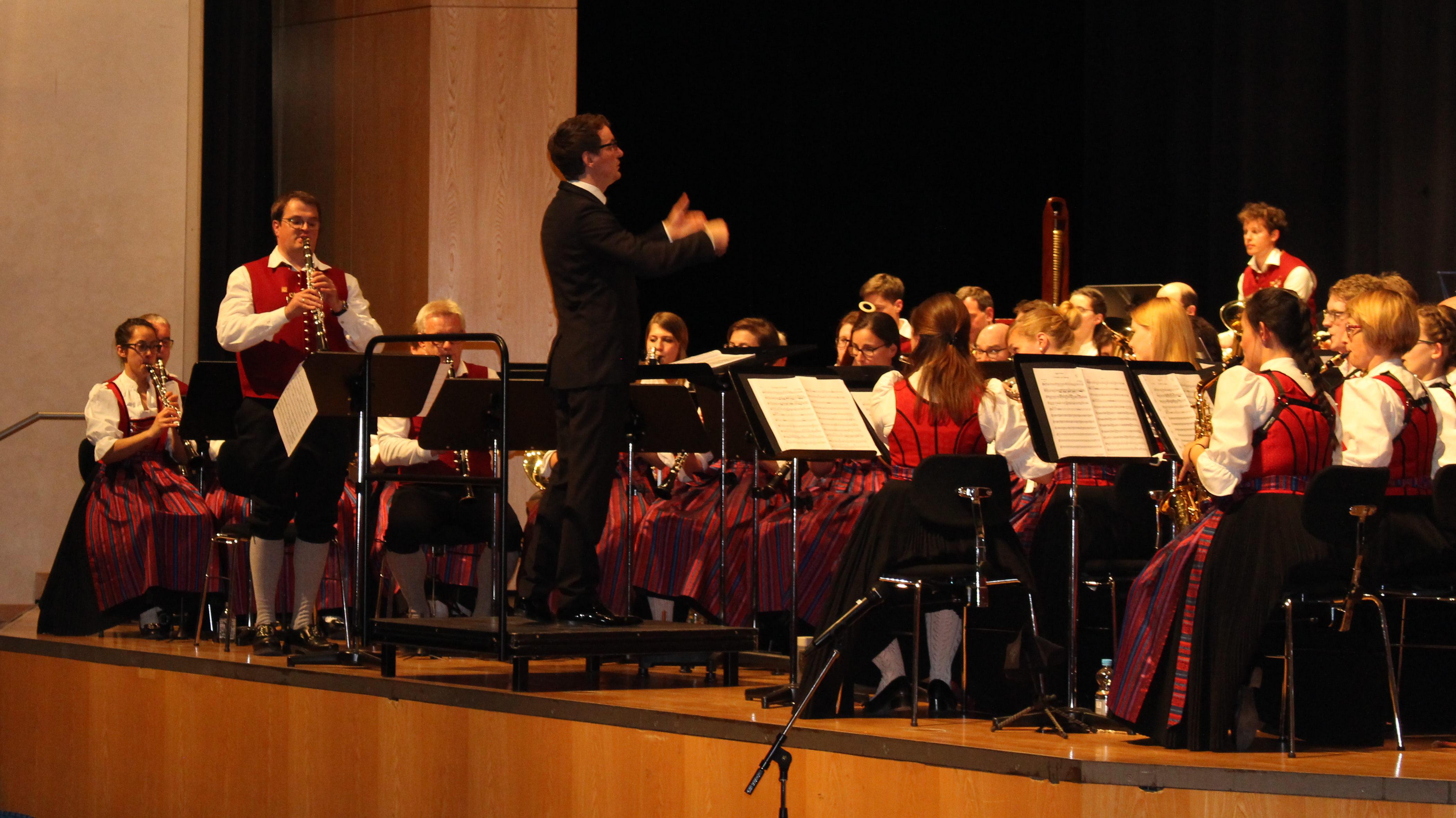 Clarinet Concert mit Solist Matthias Frankenhauser