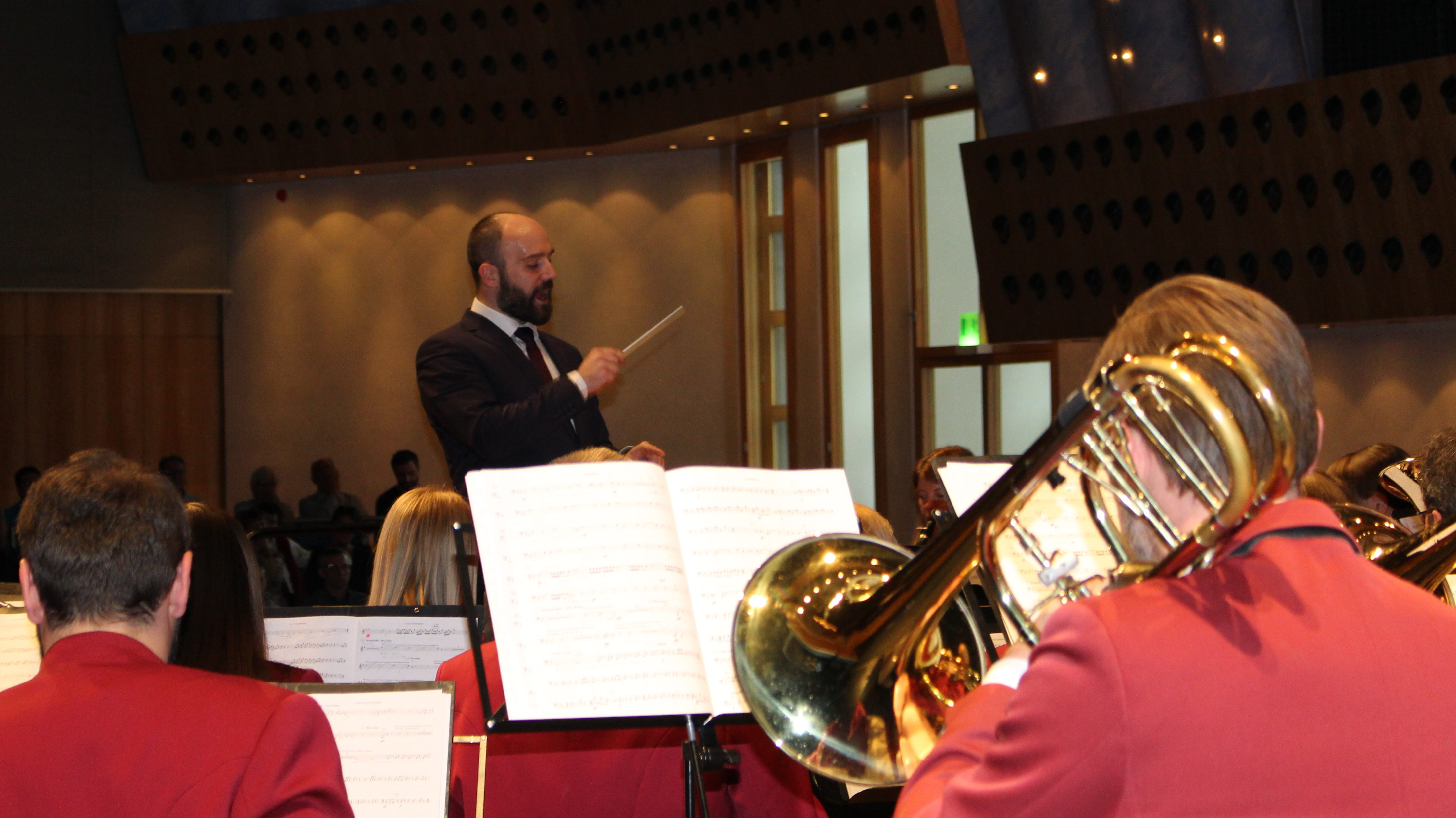 Dirigent Bob Sibich