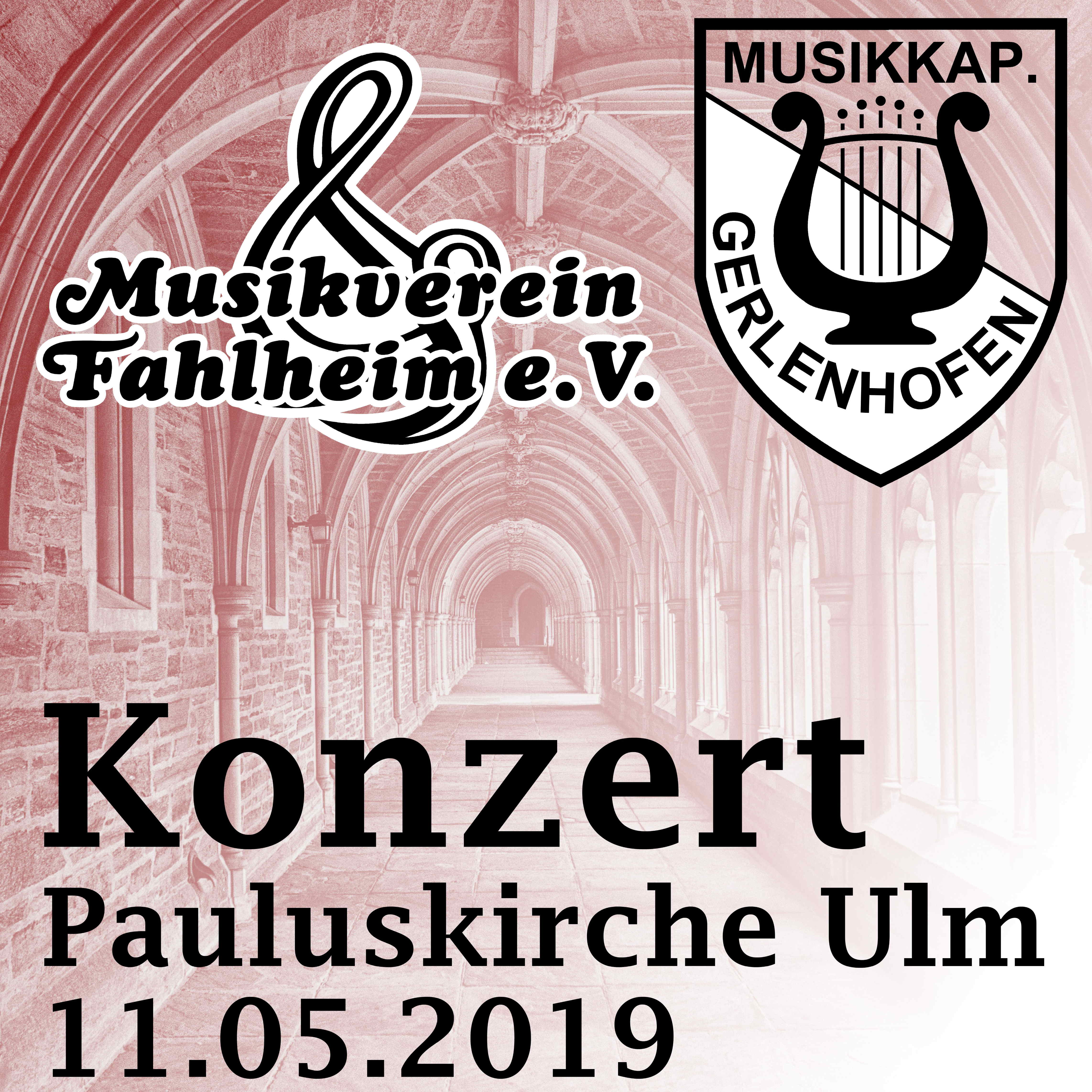 Pauluskirchenkonzert in Ulm 2019