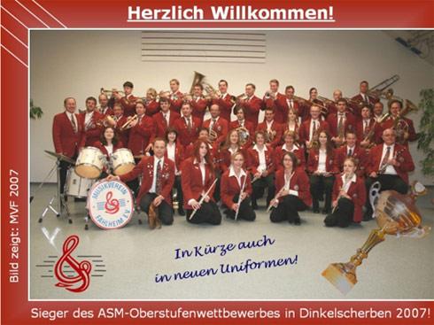 Sieger des ASM-Oberstufenwettbewerbs in Dinkelscherben 2007