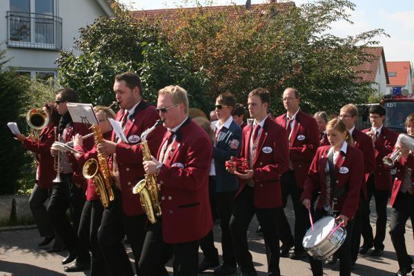 Marschparade 2010